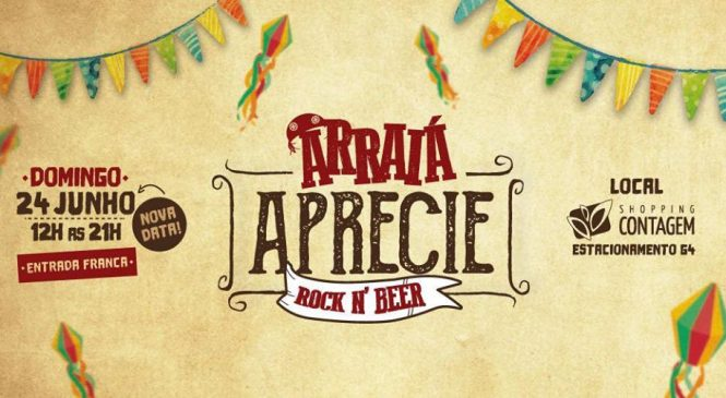 Arraiá APRECIE – Rock N' Beer